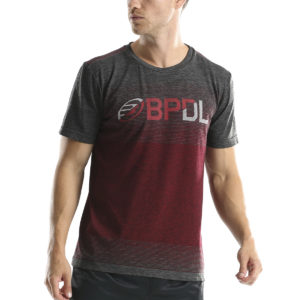 Bullpadel T-shirt gerete drytechnology