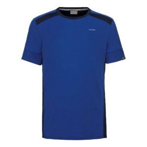 Head uni t-shirt blauw/donkerblauw
