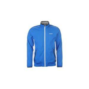 Head club jacket manblauw