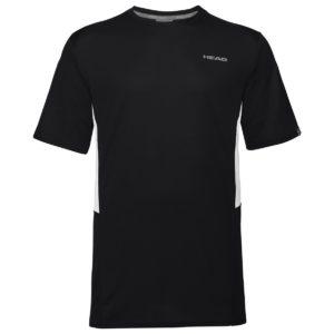 Head club tech T-shirtblack