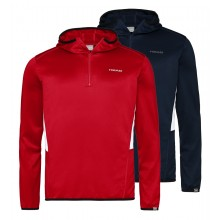 Head club jacket red