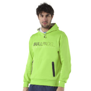 Bullpadel Sweater Anahul groen