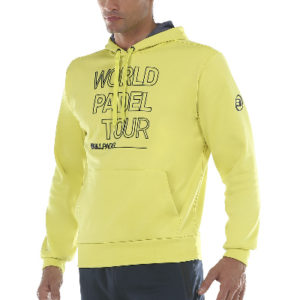 Bullpadel sweater stewar yellow