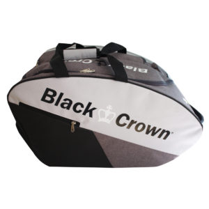 Black Crown bagCalm grey