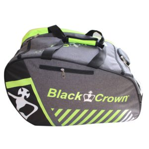 Black Crown bagwork grey/green