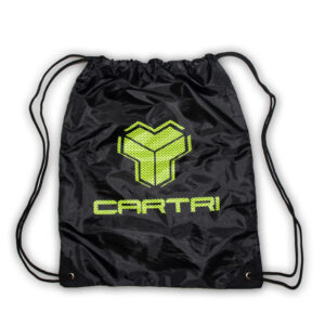 Gymsack Cartri Negro Carrybag