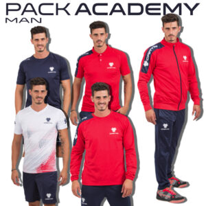 Cartri pack man academy
