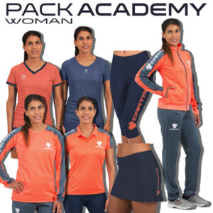 Cartri pack dames academy