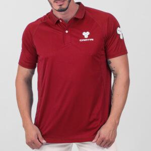 Artri polo Ace rojo