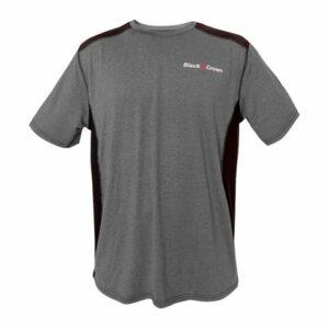 Black Crown to gel T-shirt