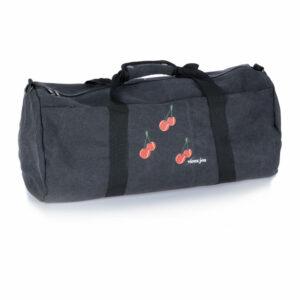 Vieux Jeu bag cherry red