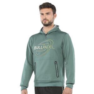 Bullpadel hoodie Ramzi verde