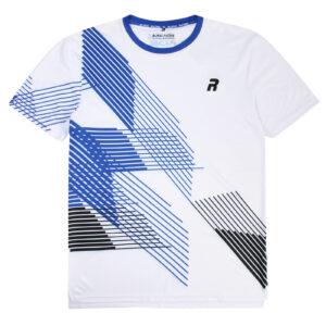 Royal Padel Match Wit T-shirt