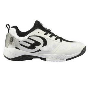 Bullpadel schoenen HACK HYBRID 21 B/N