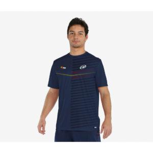 Bullpadel T-shirt Folco Oceano 21