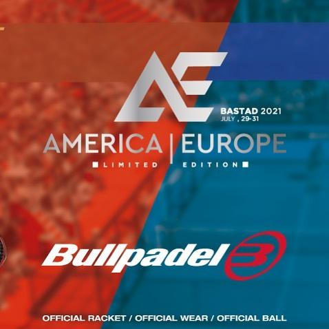 Bullpadel AE line Arriba-padel